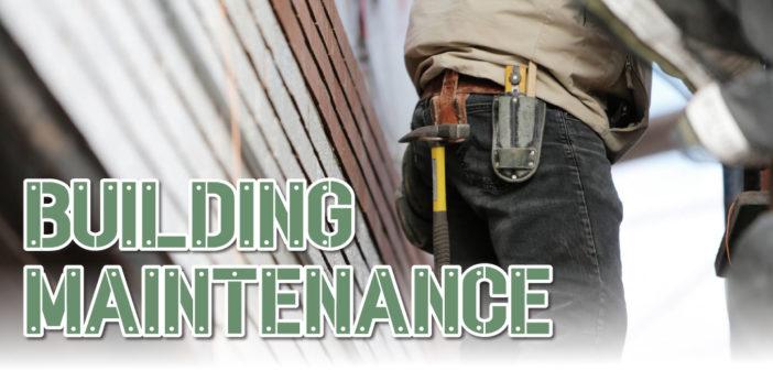 Building Maintenance in Omaha, NE – 2020