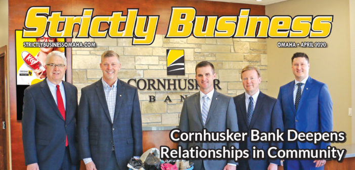Cornhusker Bank Deepens Relationships in Community