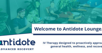 DGMD Medical – Welcome to Antidote Lounge.