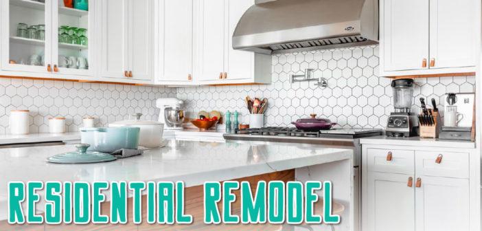 Residential Remodel in Omaha, NE – 2020