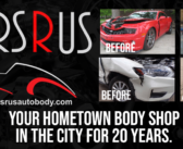 Cars R Us: Your Hometown Body Shop in the City for 20 Years