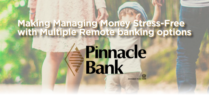 Making Managing Money Stress-Free with Multiple Remote banking options