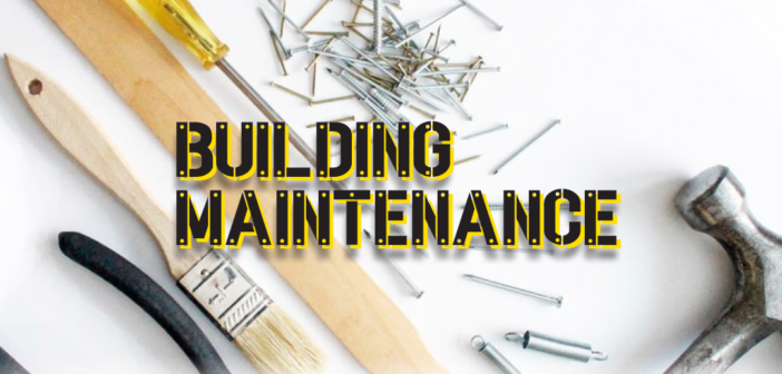 Building Maintenance in Omaha, February 2021