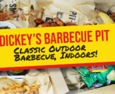 Dickey's Barbecue Pit: Classic Outdoor Barbecue, Indoors!