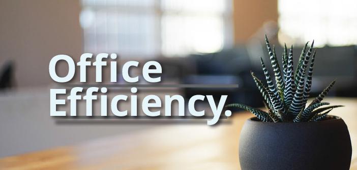 Office Efficiency in Omaha – May 2021