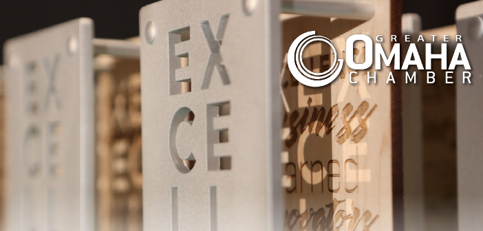 Excellence – Earned, Not Given. The Greater Omaha Chamber 2021 Business Excellence Awards
